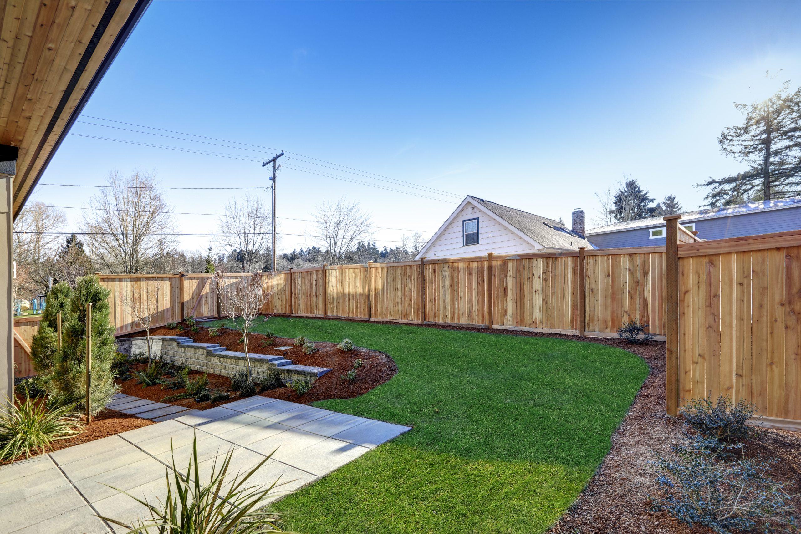 beautiful cedar fence contractor fencing fences little rock arkansas