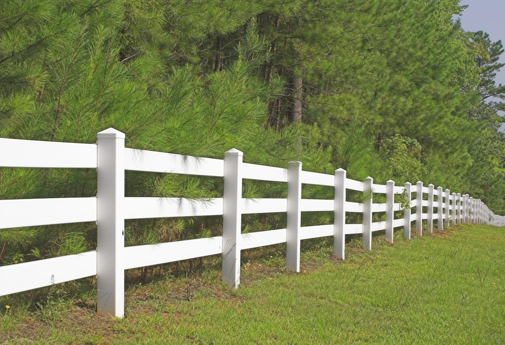 ranch fence split rail fencing contractor builder little rock north little rock