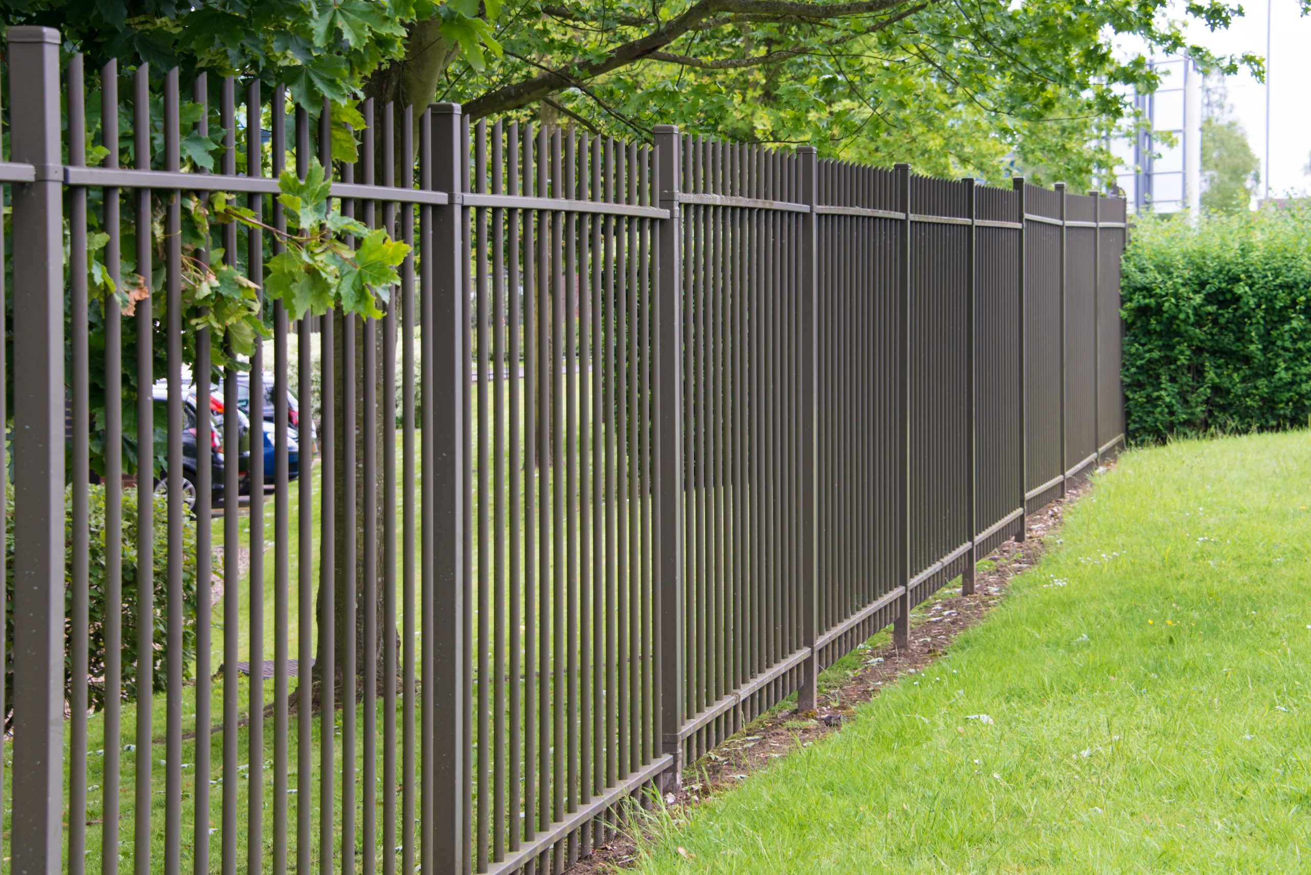 wrought iron fence contractor fences fencing metal little rock arkansas